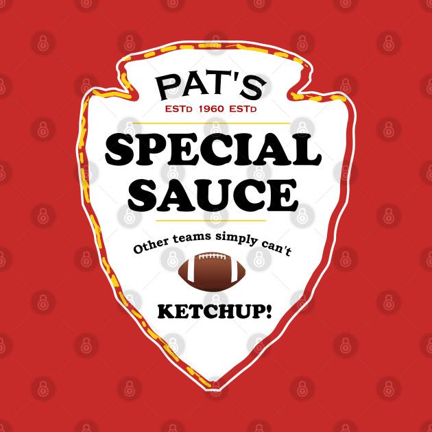 Pats Special Sauce Shirt