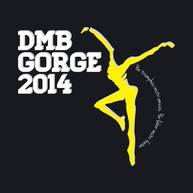 DMB Gorge 2014