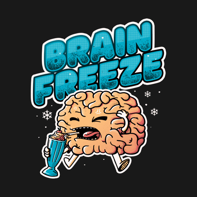 Brain Freeze | The Seeker | Brain freeze, National