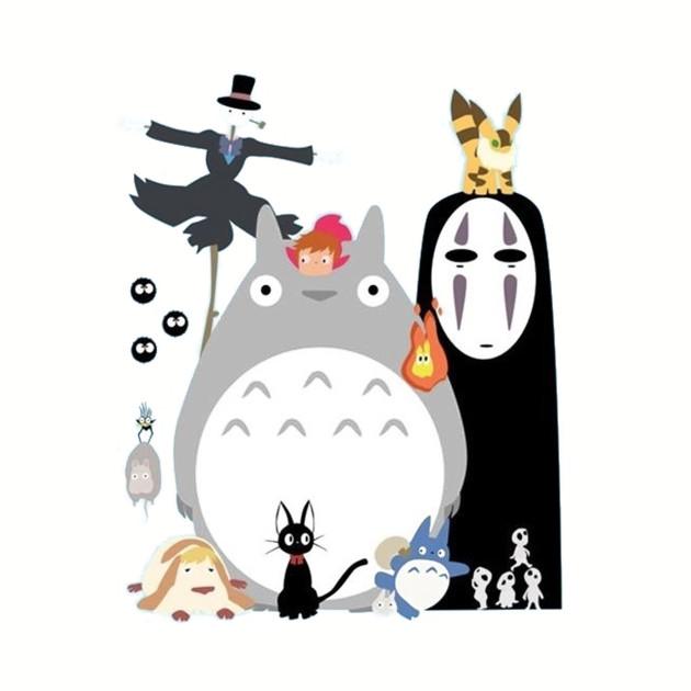 Studio Ghibli Gang
