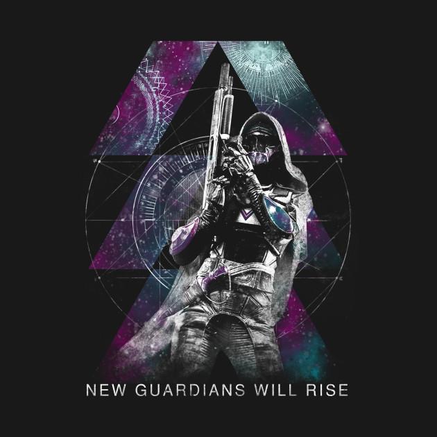 Destiny II: New Guardians Will Rise