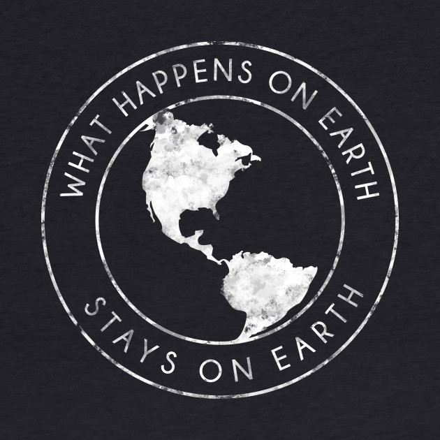 What Happens On Earth