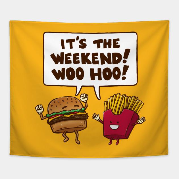 The Weekend Burger