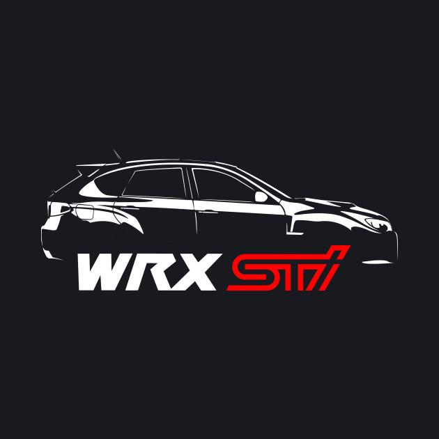 Subaru WRX STI Hatchback Vintage