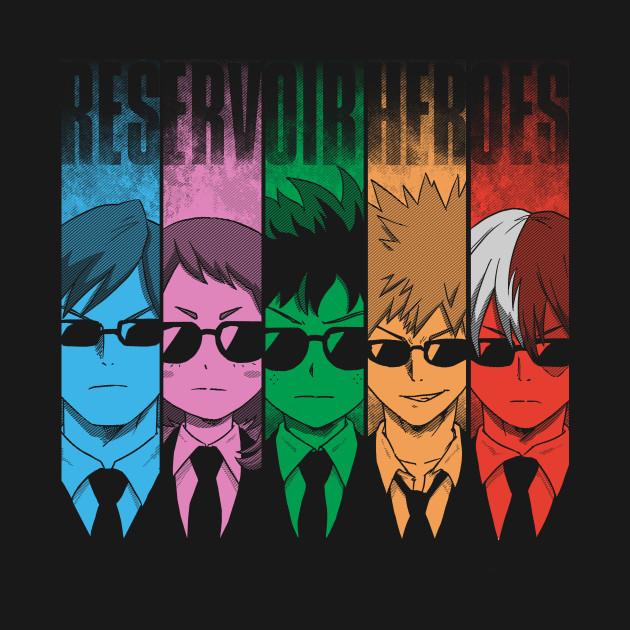 Reservoir Heroes