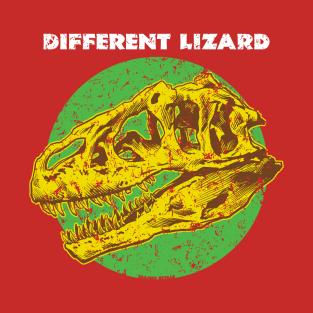 Different Lizard
