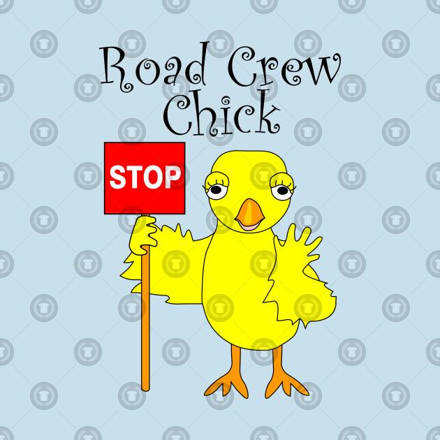 Road Crew Chick