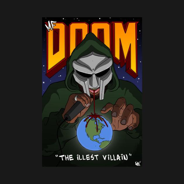 MF DOOM by villain