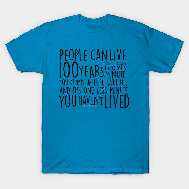 34032cec7fe92 Logan Huntzberger Quote - Gilmore Girls - Words - T-Shirt