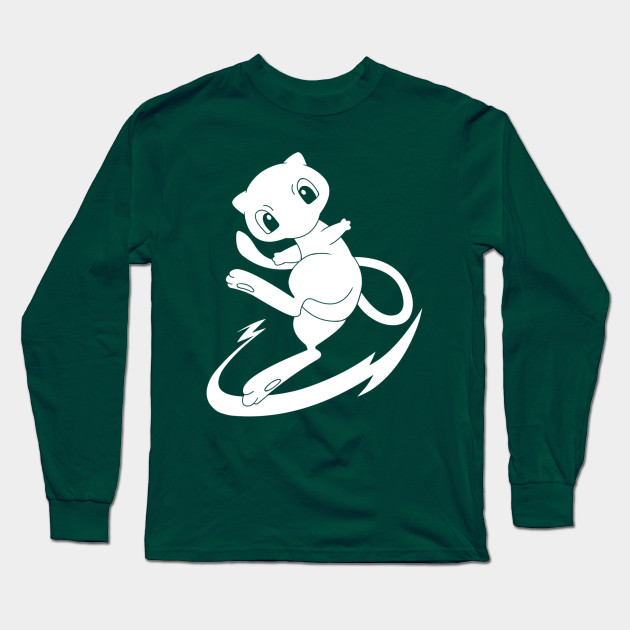 f52d21c8 Mew Pokemon Go - Mew - Long Sleeve T-Shirt | TeePublic