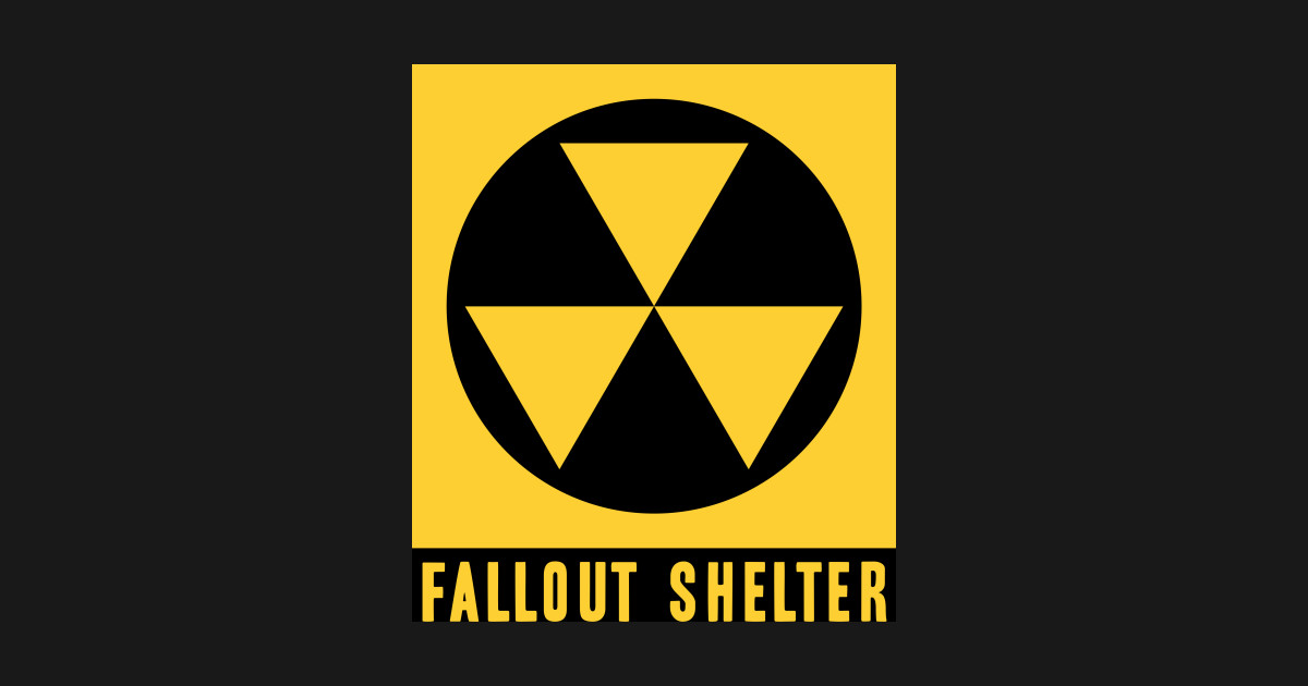 Fallout Shelter Cold War Posters And Art Teepublic