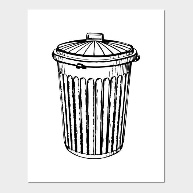 Limited Edition Exclusive Trash Can
