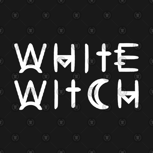 White Witch Witchcraft Wicca And The Occult White Witch T