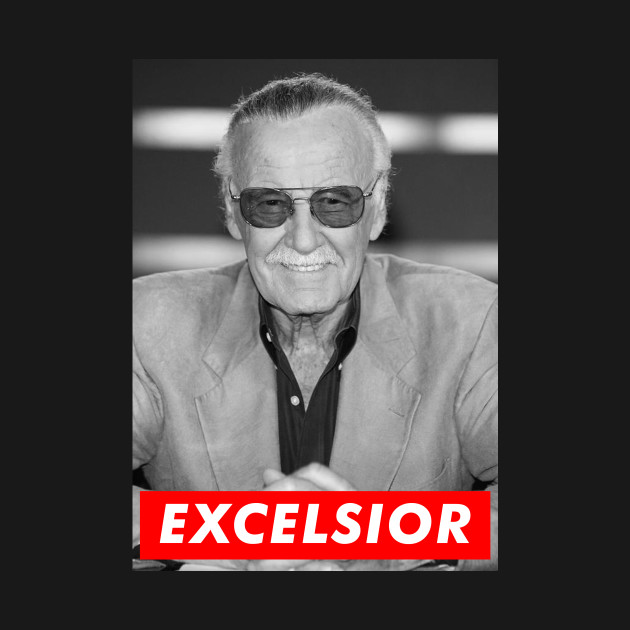 Stan Lee - The Man, The Myth, The Legend