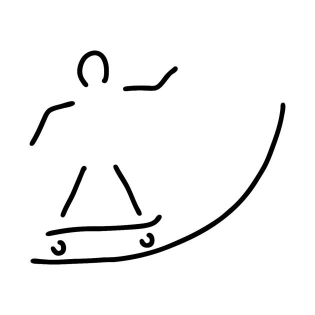 skateboard driver halfpipe
