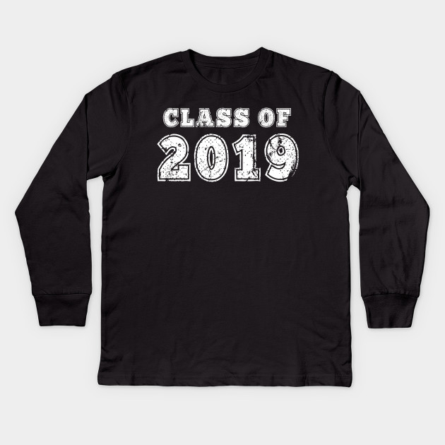 This Is It Class Of 2019 Black Adult T-Shirt