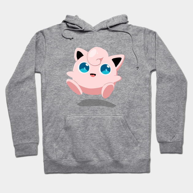 Floating Jigglypuff!