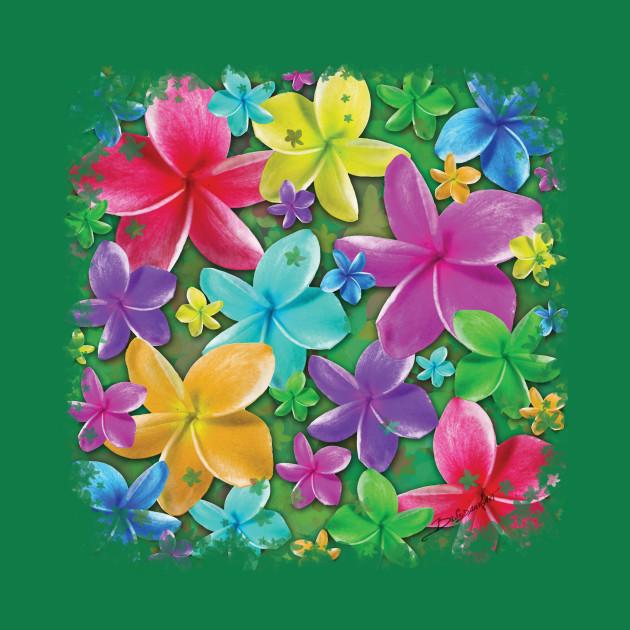 Plumerias Flowers Dream