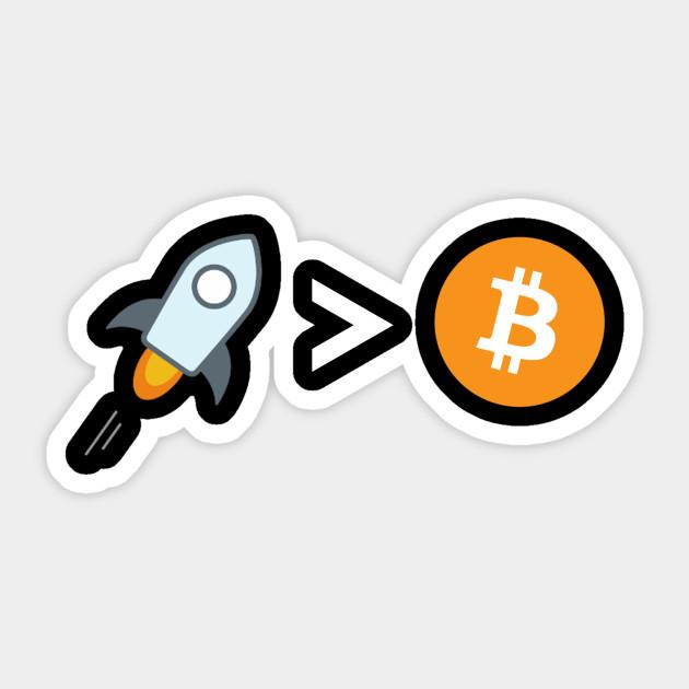 Resultado de imagen para stellar lumens bitcoin
