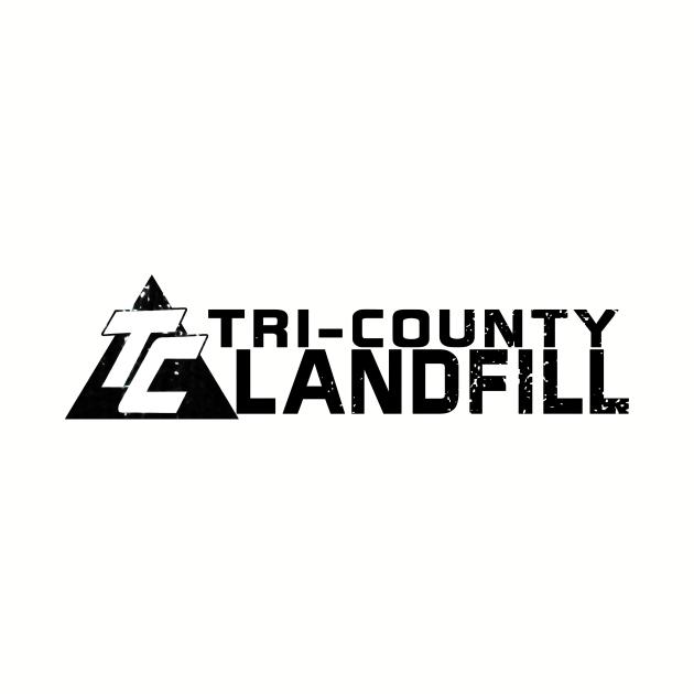 tri-county landfill shirt
