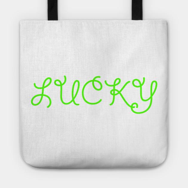 Lucky Irish Design - Perfect for St Patricks Day