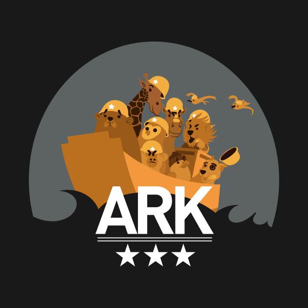ARK group logo v1