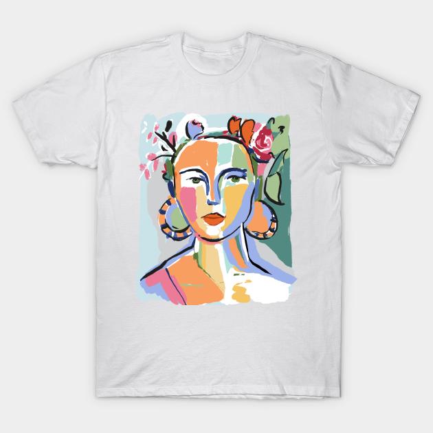 Denizko Colorful face