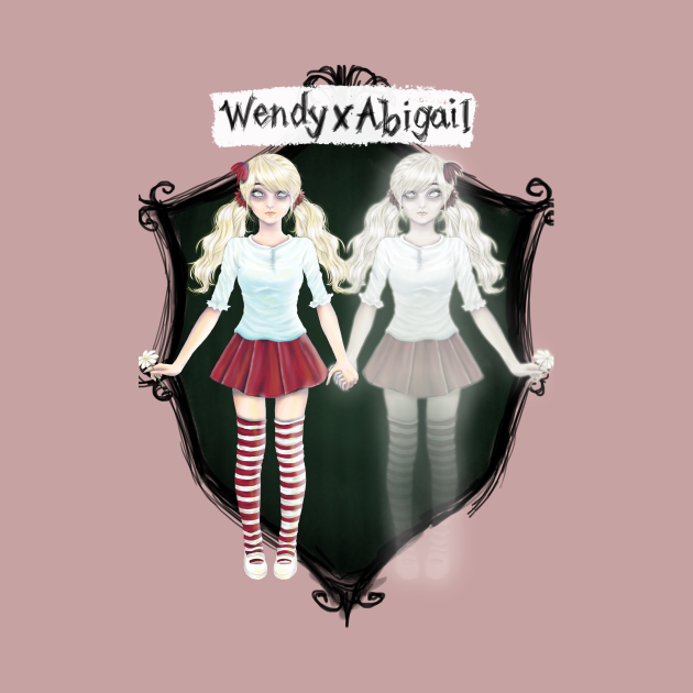 Dont Starve: Wendy and Abigail