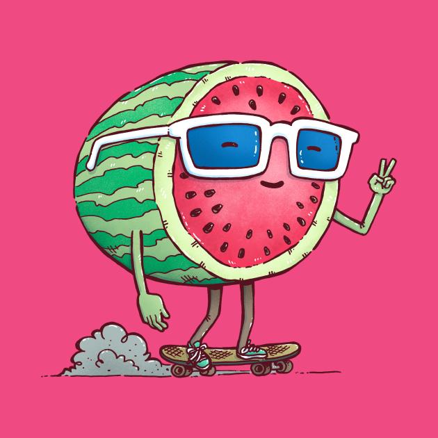 Watermelon Skater