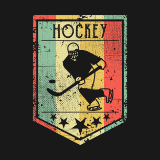 Vintage Hockey t-shirts