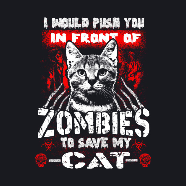 ZOMBIES TO SAVE MY CAT