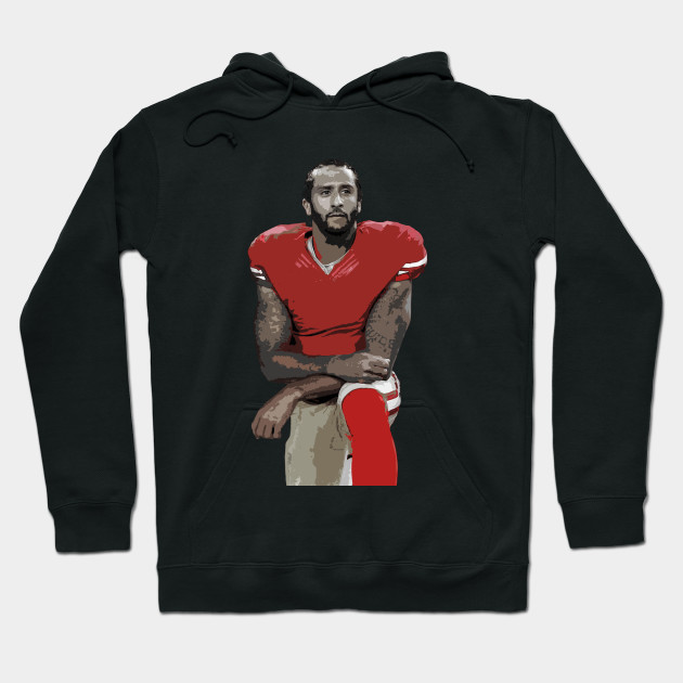 88e1f767158 I Know My Rights - Colin Kaepernick - I Know My Rights - Hoodie ...