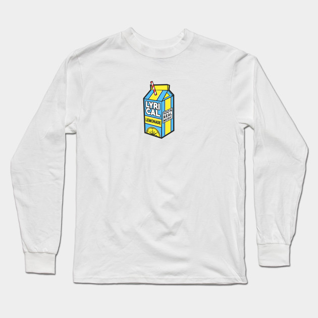 Lyrical Lemonade Long Sleeve T-Shirt