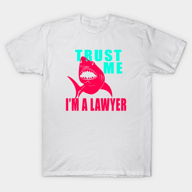 Lawyer Shark T-Shirt-TJ