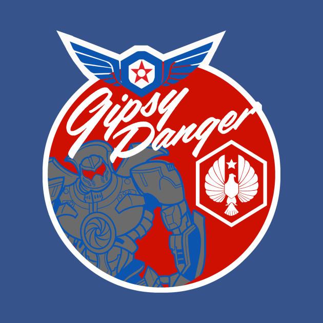 Gipsy Danger Patch