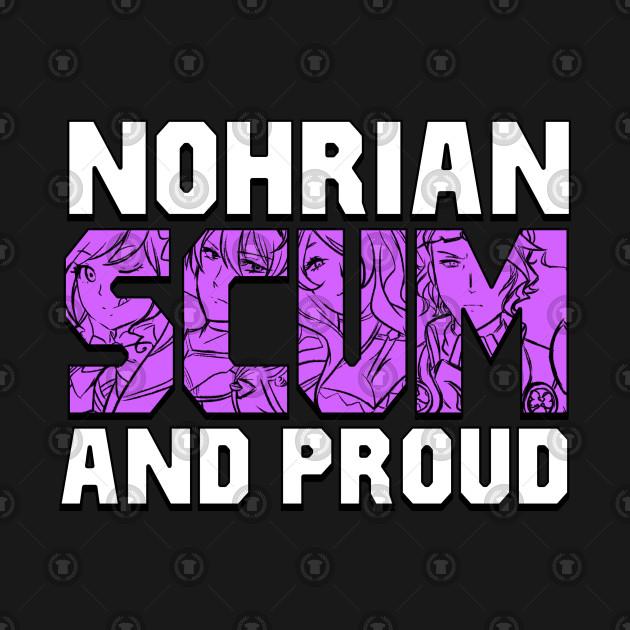 NOHRIAN SCUM SHIRT VER. 5