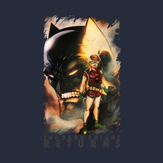 30 Years of Dark Knight Returns