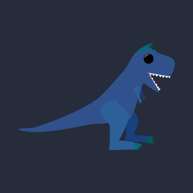 Happy Carnotaurus