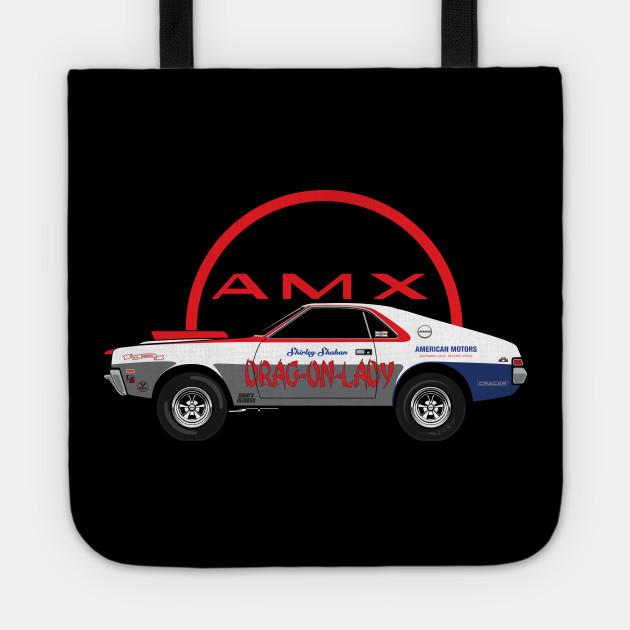 '69 AMX Drag-On-Lady