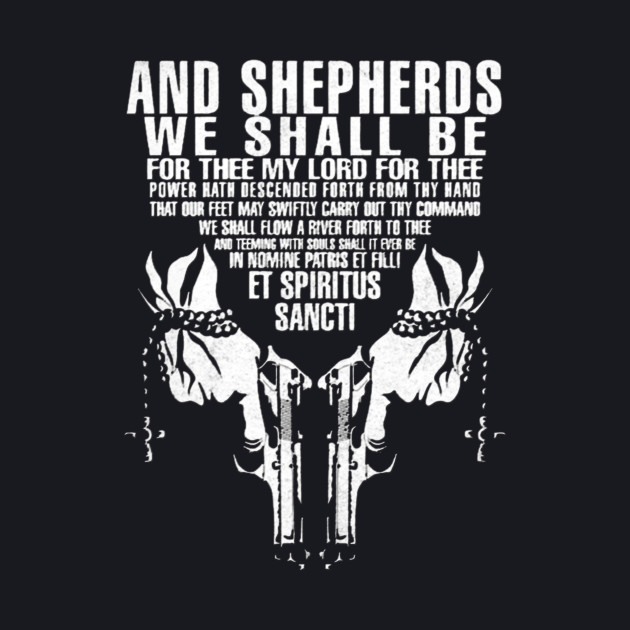And Shepherds We Shall Be