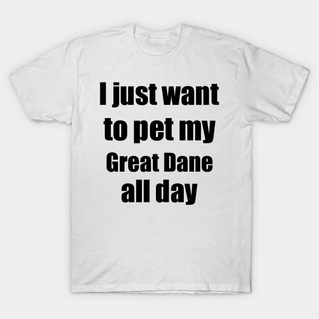 1589dd54 Great Dane Dog Lover Mom Dad Funny Gift Idea - Great Dane Dog - T ...