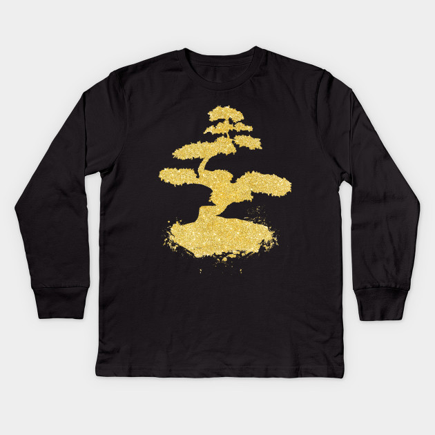 Long Sleeve Shirt Bonsai Tree Tee Shirt