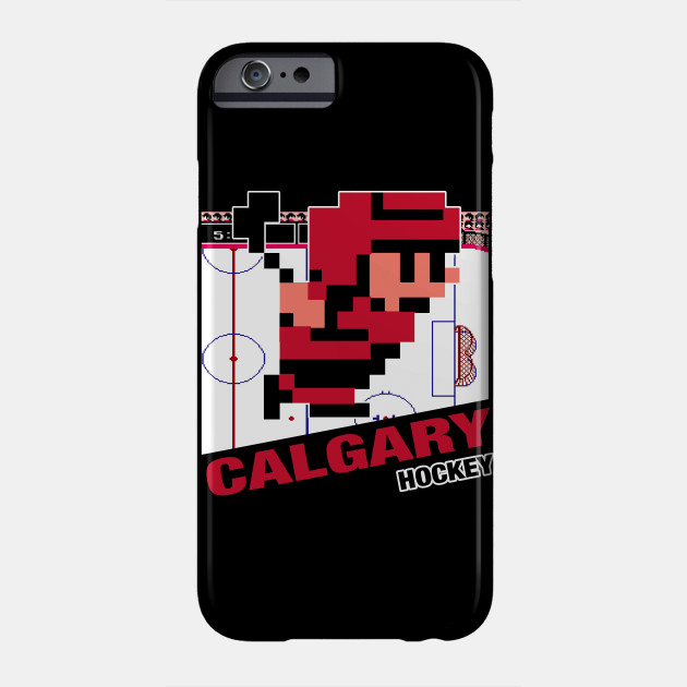 Calgary Hockey Calgary Flames Phone Case Teepublic