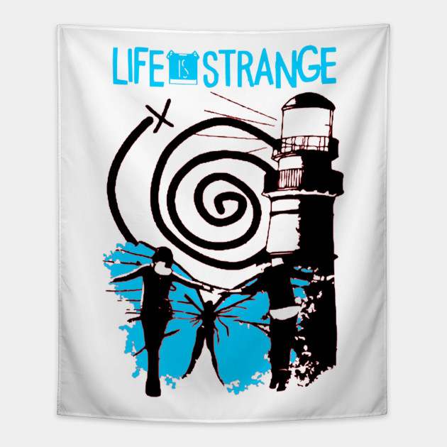 f390aae5c2 Life is Strange Chloe and Max - Life Is Strange - Tapestry