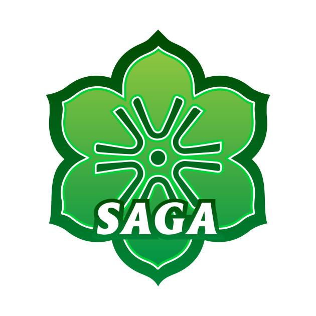 Saga Prefecture Japanese Symbol