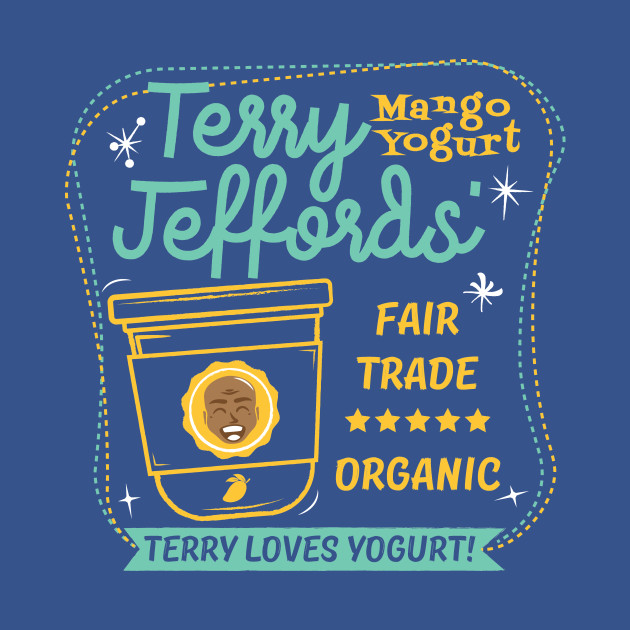 Terry's Mango Yogurt