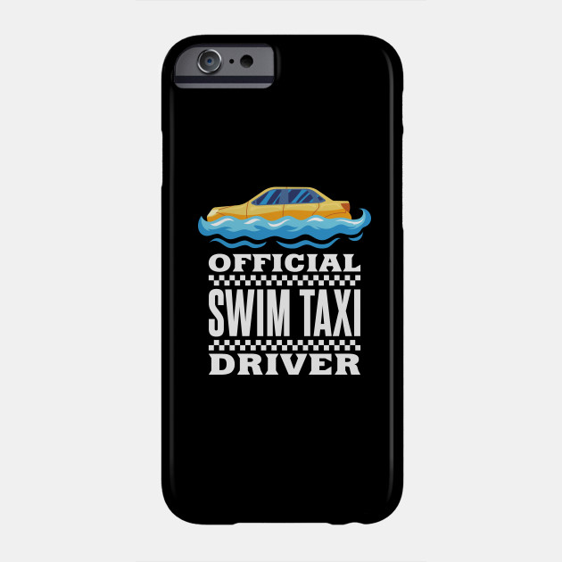 Swim Taxi Mother Phone Case