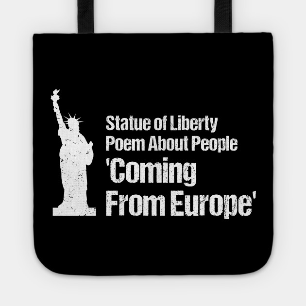 Statue Of Liberty Are Coming From Europe