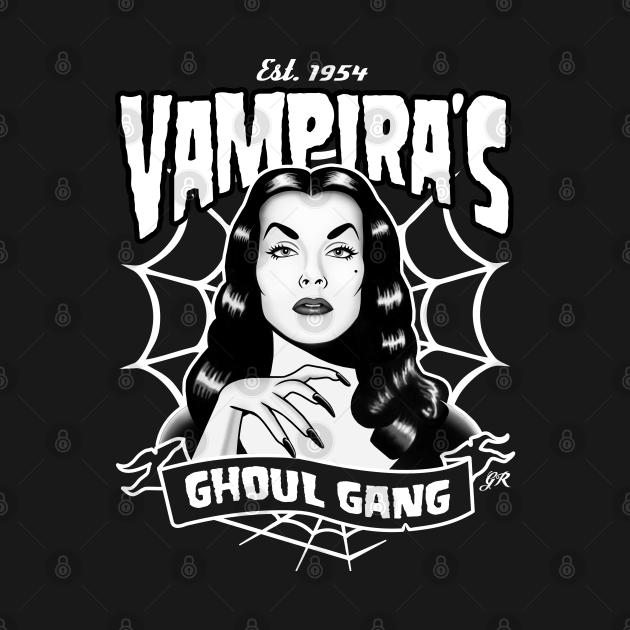 Vampira's Ghoul Gang
