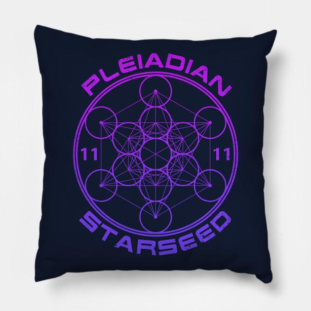 Pleiadian Starseed Sacred Geometry